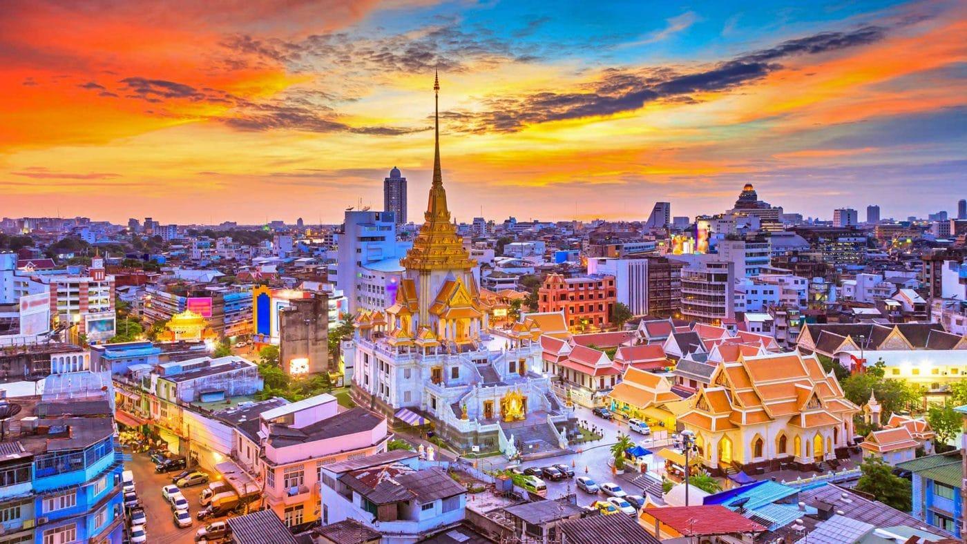 Kết quả hình ảnh cho chùa phật vàng bangkok